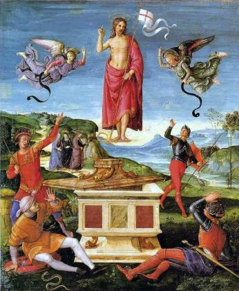 Resurrection Raphael