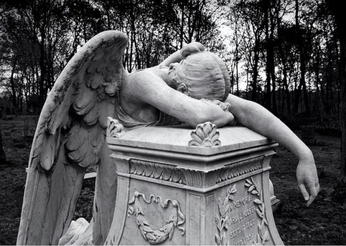 grieving-angel